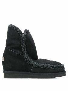 Mou Eskimoinner boots - Black
