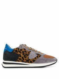 Philippe Model Tropez sneakers - Brown