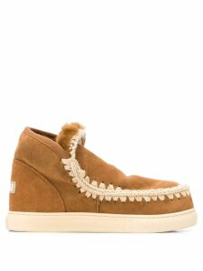 Mou Cog Eskimo sneakers - Brown