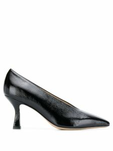 LeQarant pointed slip-on pumps - Black