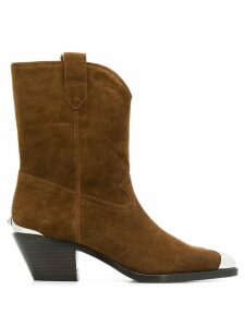 Ash Famous texas boots - Brown
