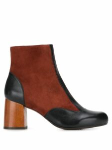 Chie Mihara Michele boots - Brown