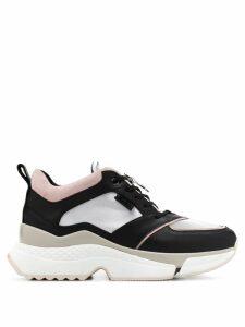 Karl Lagerfeld Aventur Lux chunky sole sneakers - Black