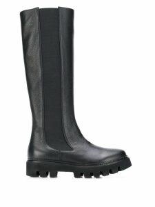 Société Anonyme knee length boots - Black