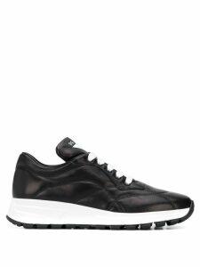 Prada PRAX 01 leather sneakers - Black