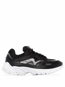 Axel Arigato Demo chunky runner sneakers - Black
