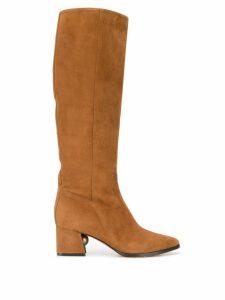 Nicholas Kirkwood Miri boots - Brown