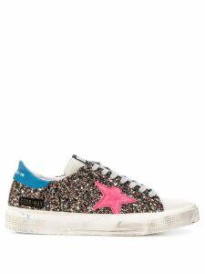 Golden Goose Hi-Star sneakers - Black
