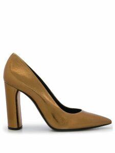 Casadei Visio pumps - Gold
