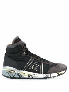 Premiata Alan sneakers - Black
