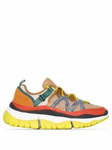 Chloé Blake low-top sneakers - NEUTRALS