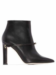 Jennifer Chamandi Niccolo ankle boots - Black