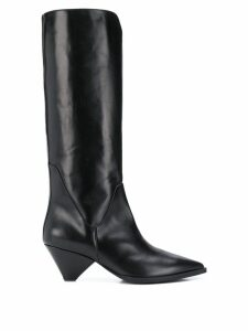 Christian Wijnants Anselm mid-calf boots - Black