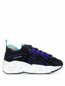 Acne Studios Manhattan Contrast sneakers - Black
