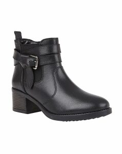 Lotus Janet Ankle Boots Standard D Fit
