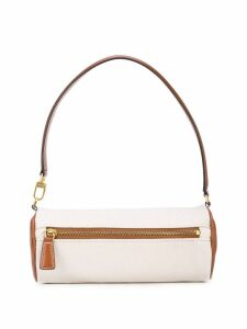 Staud cylinder shoulder bag - NEUTRALS