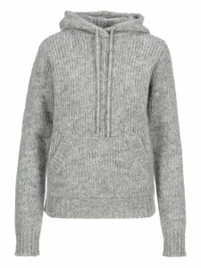 Helmut Lang Knit Hooded