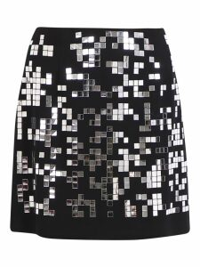 Pinko Embellished Skirt