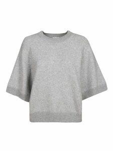 Closed 3/4 Sleeve Sweater
