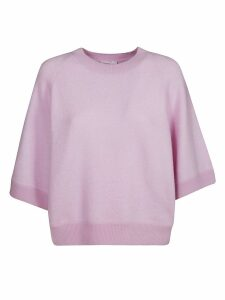 Closed 3/4 Sleeve Sweater