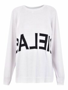 MM6 Maison Margiela Branded Sweater