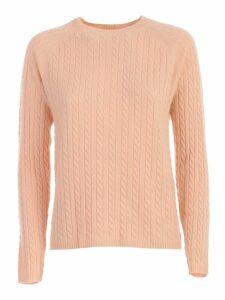 Max Mara Sweater Fleur W/braiding