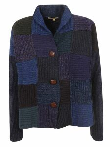 De Clercq Decorative Button Cardigan