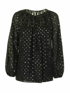 Max Mara Black Blouse