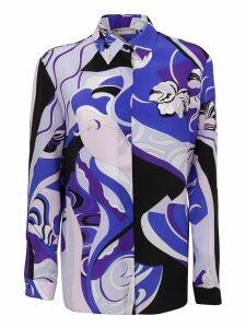 Emilio Pucci L.s. Shirt