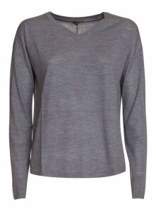 Aspesi Sweater With V- Neck