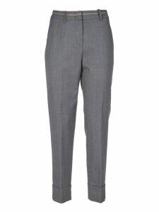 Peserico Woman Crop Trousers