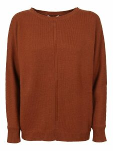 Brick Red Cachemire Sweater