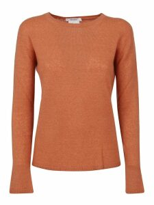 Orange Cachemire Sweater