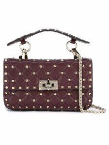 Valentino Valentino Garavani 'Rockstud Spike' crossbody bag - Red