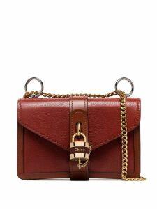 Chloé Aby shoulder bag - Brown