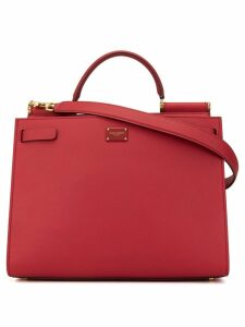 Dolce & Gabbana Sicily 62 tote bag - Red