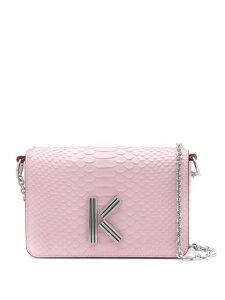 Kenzo K-Bag shoulder bag - Pink