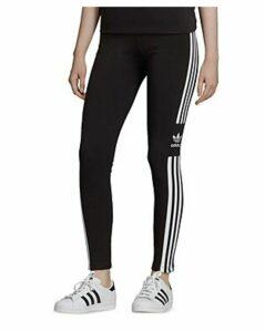 Adidas Trefoil Triple Stripe Jersey Leggings