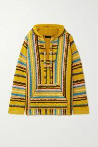STAUD - Brando Floral-print Velvet Ankle Boots - Black