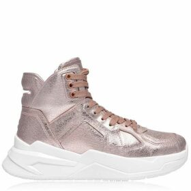 Balmain B High Top Trainers