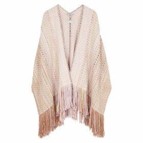 Wehve Antartica Merino Wool-blend Cardigan