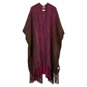 Wehve Anda Merino Wool-blend Cardigan