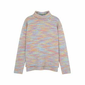 Sies Marjan Yuki Merino Wool-blend Jumper