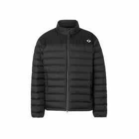 Burberry Logo Graphic Lightweight Puffer Jacket
