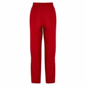 Rag & Bone Rylie Red Wool Sweatpants