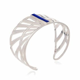 Rachel Jackson London - Wings Of Freedom Cuff - Silver