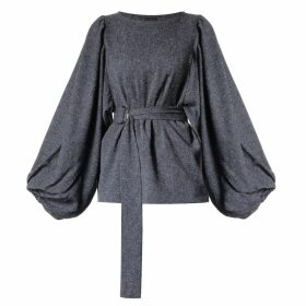Meem Label - Raven Grey Top