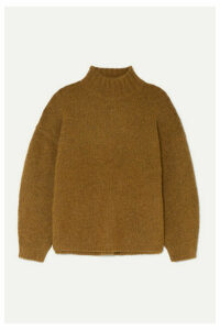 3.1 Phillip Lim - Oversized Stretch-knit Sweater - Army green