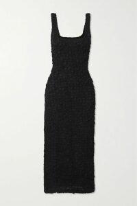 Theory - Ribbed Merino Wool-blend Bouclé Turtleneck Sweater - Sand