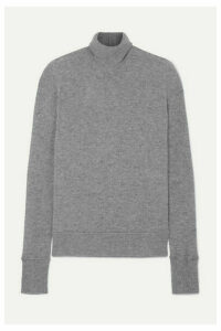 AMIRI - Cashmere Turtleneck Sweater - Gray